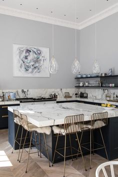 Anatomy of an Absolutely Amazing Kitchen Island | Apartment Therapy