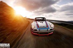 Porsche 911 RSR in Martini Racing livery. Photo by Marcel Bischler. …