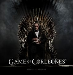 Image of Vito Corleone image gallery Aot Game, The Godfather Game, The Godfather Wallpaper, Game Of Thrones Artwork, Don Corleone, Popular Shows, Cartoon Crossovers, Iron Throne, Face Expressions