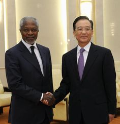 #Syria: #China supports #Annan's #mediation efforts, says #Premier #Wen