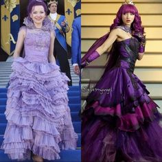 Descendants 1 or descendants 2