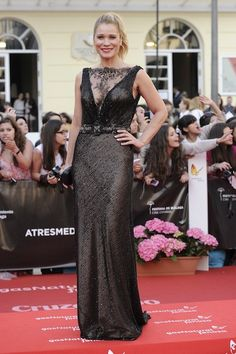 Vestidos de fiesta en el Festival de cine de Málaga #invitadas #vestidos #bodas