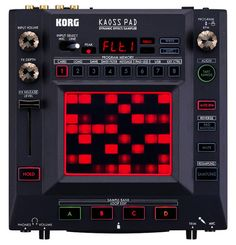 KORG KAOSS PAD KP3 for dope effects! #SoundSanctuary
