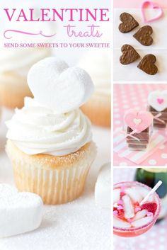 Sweet Valentine's Ideas + Recipe Tips