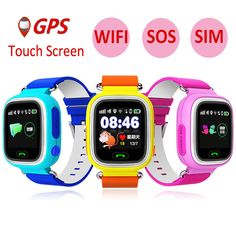 Child GPS Wifi Location Smart Watch Q90  Price: 37.64 & FREE Shipping   #gen #apps #xiaomi Gps Tracker Watch, Q50, Phone Watch For Kids, Jeans, Wearable Device, Location Finder, Smartwatch, Casio Watch, Apple Watch