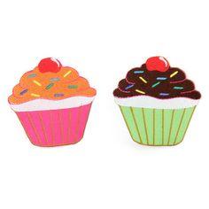 Kangasmerkki -Cupcake