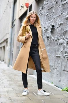 black and camel. Via Tine Andrea-thefashioneaters