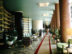 Interior do Edificio Bretagne, 1959