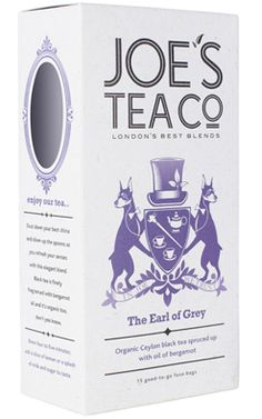 JOE'S TEA CO | The Earl of Grey