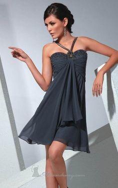 vestidos cortos elegantes - Buscar con Google