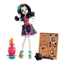 Monster High Arts Plastiques - Poupée Skelita