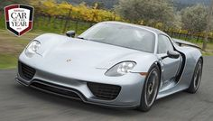 The Porsche 918 Spyder is Robb Report's 2015 Car of the Year.