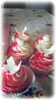 Cupcake battesimo