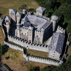 Castle, Europe, Inspirational, Mansions, House Styles, City, Pictures, Home Decor, Castles