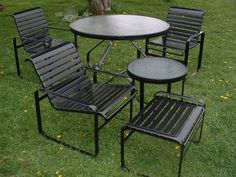 Tropitone Strap Patio Furniture Calgary Outdoor Patio