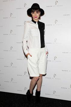Coco Rocha.. NYFW..... - Celebrity Fashion Trends