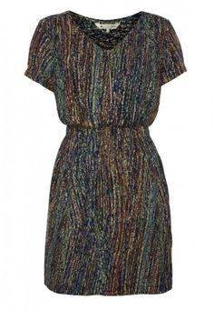 Yumi Technicolour Dress @Yumi Direct #pintowin