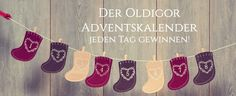 Jeden Tag spannende Gewinne für Euch. Mitmachen lohnt sich! http://www.oldigor.com/oldigor-adventskalender