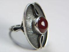 ORNO Rings N Things, Signet Ring, Ethnic Jewelry, Wonderful Things, Band Rings, Jewerly, Gemstone Rings, Silver Rings, David