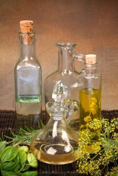 24.07.2013 - Instructions and Facts About Flavored Vinegars and Oils - see dali48 and Vinegars & Oils etc...