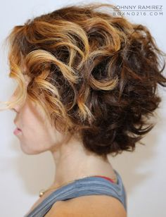 on trend hair styles curly shag haircuts cutting your curly hair is a 5616