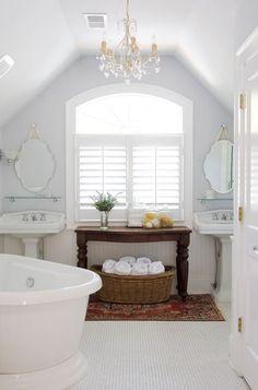 Things We Love: Bathroom Chandeliers - Design Chic