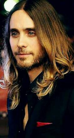 Jared Leto. Toronto International Film Festival 2013. I have never seen a more beautiful man in my entire life. My Lord.