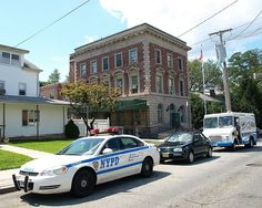 NYPD's 123rd precint - Tottenville, Staten island New York One, New York City, Police Cars, Police Vehicles, Staten Island New York, New York Police, American Spirit, Rhythm And Blues, City That Never Sleeps