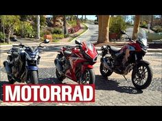 Honda hat die neuen CB 500 F, CBR 500 R und CB 500 X vorgestellt. Wir durften sie gefahren. Hier unsere Eindrücke – Honda CBR 500 R: Honda CB 500 F: Honda CB 500 X: Honda Cb 500, Honda Cbr