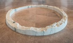 "Artwork: Maya Lin, ""Latitude New York City,"" Vermont Darby marble, Gift of Louise and Leonard Riggio Maya Lin, National Gallery Of Art, Asian American, Art Object, American Artists, Vermont, New York City, Marble, Creativity"