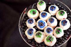 Gross Zombie Eyeballs