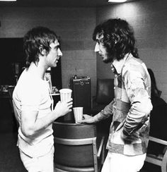 Keith Moon & Pete Townshend - Hell yeah!