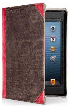 Twelve South BookBook iPad Mini Case Vibrant Red