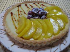 Rețetă Desert : Tarta cu crema de tounyu (lapte de soia) de Dragonika Delicious Desserts, Cheesecake, Pie, Food, Torte, Cake, Cheesecakes, Fruit Cakes, Essen