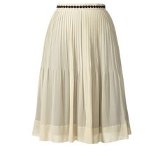 Silk Georgette Skirt by Orla Kiely