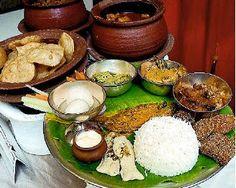 bengali new year lunch