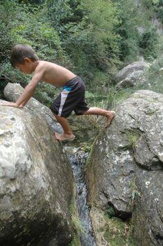 G-man bouldering