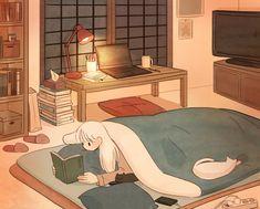 Kawaii Drawings, Cute Drawings, Aesthetic Art, Aesthetic Anime, Anime Scenery Wallpaper, Kawaii Wallpaper, Cartoon Art Styles, Kawaii Art, Cute Cartoon Wallpapers