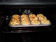 Cheesecake-Muffins <3