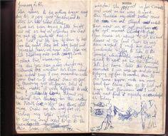 Retro Brit: My Mum's Notes From Sixties London