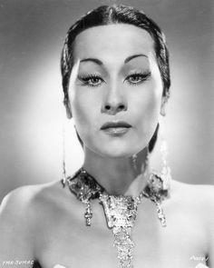 Yma Sumac 1922 - 2008. 86; singer, artist.