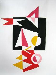 Maribleduca: Trabajando con formas planas...