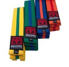 Taekwondo Poom Belt Moospo 160~280cm Size TKD uniform DOBOK Kendo Judo color
