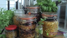 Fermented vegetables are the stars of the show