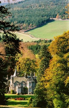 Dawyck Botanic Garden, Peebles, Scotland