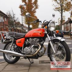 1978 Honda CB500T Classic Bike for Sale | Motorcycles Unlimited