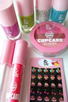 "Pin ♥ GEWINNSPIEL auf beautylog.de RIVAL De Loop Young ""CUPKACE COLLECTION"""