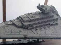 Imperial Star Destroyer Chimaera: A LEGO® creation by Jerac . : MOCpages.com