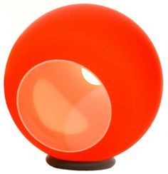 Lampa podłogowa Fluoro to – z racji na kolor – bardzo energetyczne źródło oświetlenia. 2008 rok.