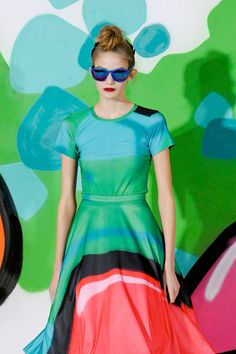 Manish Arora Fall 2012 Runway Pictures - Livingly